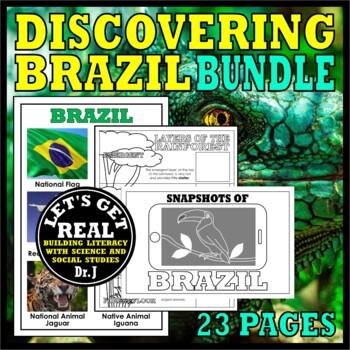 Discover Brazil