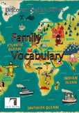 Discover English, Family Vocab