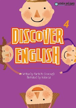 Discover English - Level 4 (ESL) Lesson Plans & Worksheets