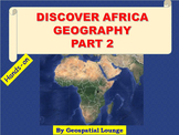 Discover Geography of Africa Google Earth Part  2