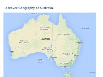Australia Landmarks on Google Earth