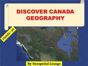 Canada Landmarks on Google Earth