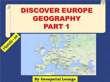 Europe Landmarks on Google Earth Part 1