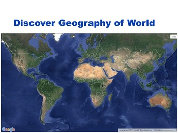 World Landmarks on Google Earth Part 3