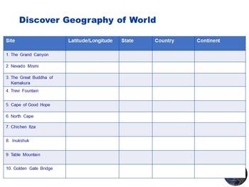 World Landmarks on Google Earth Part 5