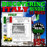 ITALY: Discovering Italy Bundle
