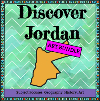 Discover Jordan ART BUNDLE