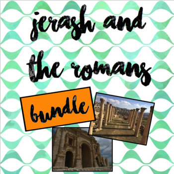 Discover Jordan: Jerash & Romans in Jordan BUNDLE