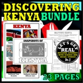 KENYA: Discovering Kenya Bundle