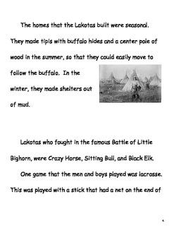 Discover Lakota Native Americans in History