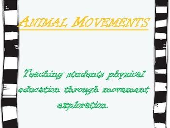 Discover Locomotor Skills Through Animal Exploration