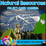 Natural Resources, Renewable & Non-Renewable Resources, Project-Based Learning