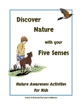 Discover Nature with your Five Senses