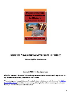 Discover Navajo Native Americans in History