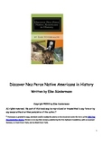 Discover Nez Perce Native Americans in History