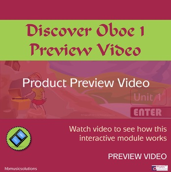 Discover Oboe 1 Product Preview Video