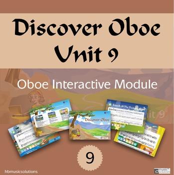 Discover Oboe Unit 9 Interactive Module