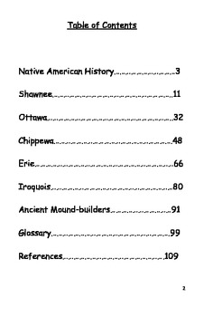 Discover Ohio Tribes in History