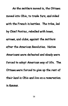 Discover Ottawa and Chippewa Tribes in History