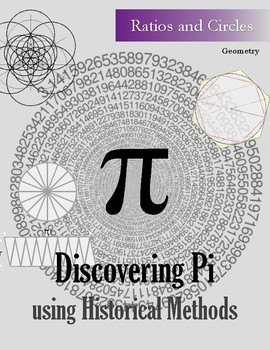 Discover Pi using Ancient Methods