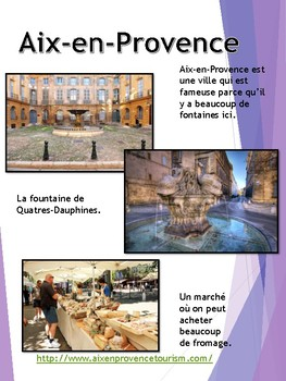 Discover Provence France, Reading, writing Authentic French Culture