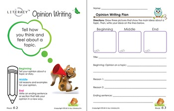 Discover Reading and Writing K-1 Teacher Guide