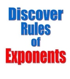 Discover Rules of Exponents - Multiply and Divide Monomials