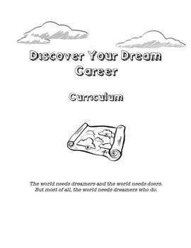 Career Curriculum - Discover Your Dream Job (Lesson Plan 2: Explore)