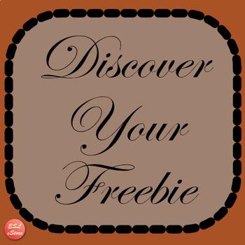 Discover Your Freebie Clip Art Design 1
