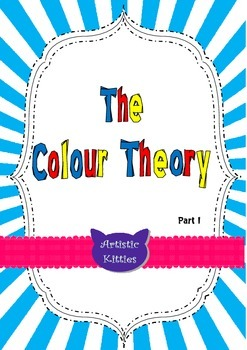 Discover the Colour Wheel with the Artistic Kitties