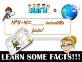 Discover using Math