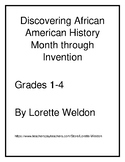 Discovering African American History Month through Invention