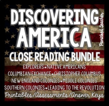 Discovering America BUNDLE