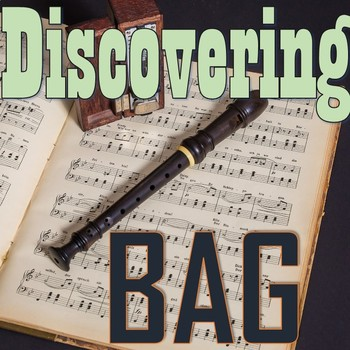 Discovering BAG - Elementary Music Recorder Game - Treble Clef - Smart Notebook