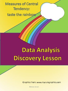 Discovering Data Analysis With Skittles