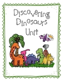 Discovering Dinosaurs Unit