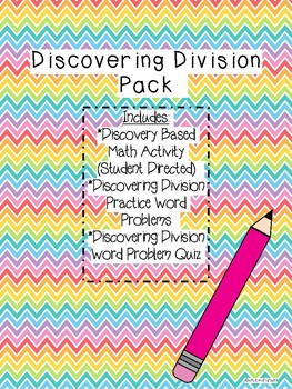 Discovering Division Pack