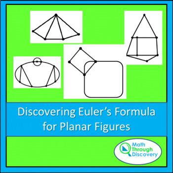 Discovering Euler's Formula for Planar Figures