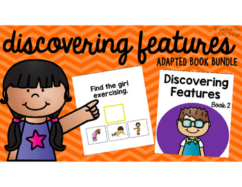 Discovering Features: Adapted Book Bundle