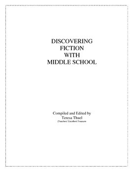 Discovering Fiction With Middle School