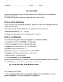 Discovering French Blanc: Unit 1: Create a Family Project