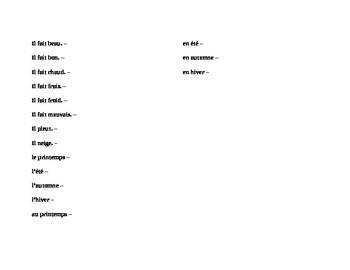 Discovering French Nouveau Bleu Unit 2 vocabulary list
