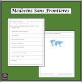 Discovering French Nouveau – Rouge (Médecins Sans Frontières) Listening Activity