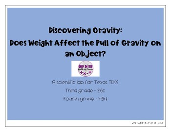 Discovering Gravity: Does Weight Affect the Pull of Gravity on an Object?