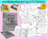 Discovering Harold Printable Bundles Activities