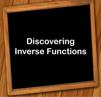 Discovering Inverse Functions