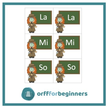 Discovering La: Be a Detective!