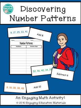 Discovering Number Patterns