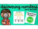 Discovering Numbers: Adapted Book Bundle