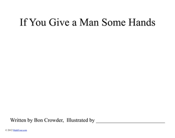 Discovering Operations with the If You Give a Man Some Hands ebook
